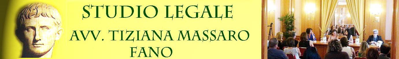Studio Legale Tiziana Massaro
